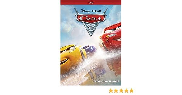 Cars 3 [Edizione: Stati Uniti] [Italia] [DVD]: Amazon.es: Owen Wilson, Armie Hammer, Kerry Washington, Cristela Alonzo, Chris Cooper, Nathan Fillion, ...