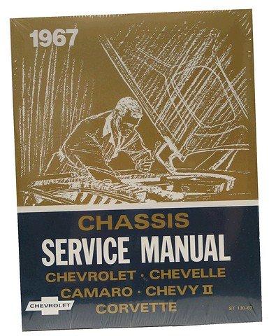 1967 Corvette GM Shop and Service Manual ()
