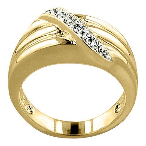 Perfect Memorials Path to Heaven 14k Gold Vermeil Cremation Ring Size 6 6 Gold Vermeil Plain