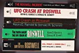 img - for Roswell (5 Book Set) The Roswell Incident, UFO Crash at Roswell, The Day After Roswell book / textbook / text book