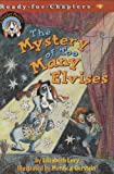 The Mystery of Too Many Elvises, Elizabeth Levy, 0689861575