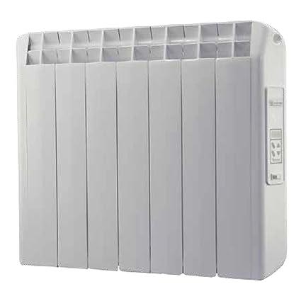farho XP - Radiador Eléctrico de bajo Consumo 770 W, Digital Programable y opción WiFi