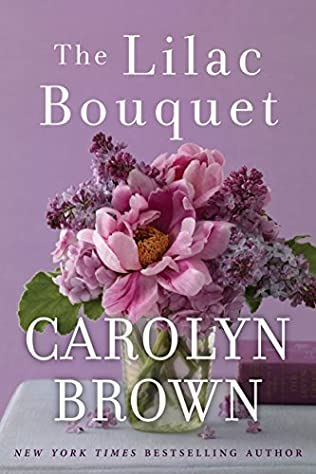 book cover of The Lilac Bouquet