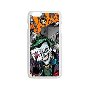 Amusing joker Cell Phone Case for Iphone 6
