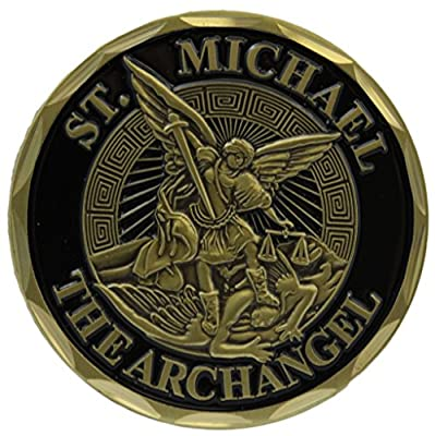 St. Michael Army Coin