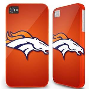 Iphone 5C Case Cover Skin - Sports team Denver Broncos Gradi Orange