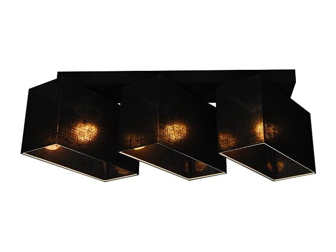 Plafoniere Per Tetto In Legno : Plafoniera illuminazione a soffitto in legno massiccio jls31scscd