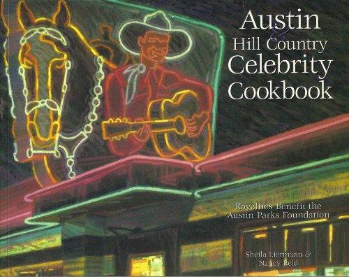 Austin & Hill Country celebrity cookbook