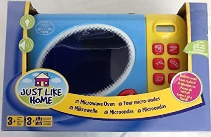Amazon.com: Just Like Home Microwave Oven by Just Like Home ...