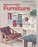 Easy to Make Furniture, Sunset Publishing Staff, 0376011750