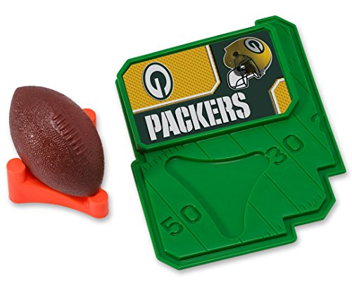 CAKEMAKE NFL Football & Tee, Cake Topper, Green Bay Packers]()