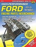 High Performance Ford Engine Parts Interchange (SA Design)