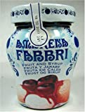 Fabbri Amarena Cherries in Syrup - 8.1oz. Decorated Jar by Fabbri [Foods]