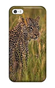Nora K. Stoddard's Shop Lovers Gifts Durable Protector Case Cover With Leopard Hot Design For Iphone 5/5s