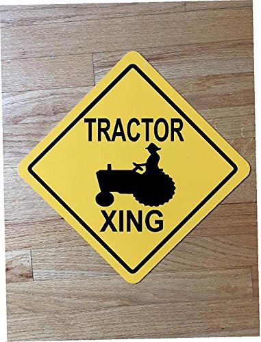 TRACTOR (w/ image) XING 12