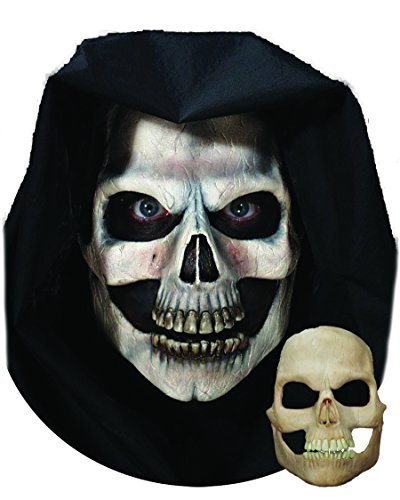 Latex Mask Prosthetic Foam (Skull Foam Latex Prosthetic Adult)