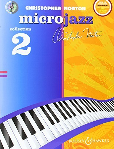 Microjazz Collection 2: Piano (Book & CD) by Christopher Norton (2011-03-22)