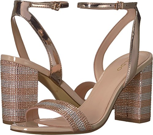 ALDO Womens Carerith Metallic Miscellaneous 36 (US Women's 6) B - Medium