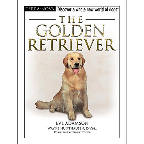 Terra-Nova The Golden Retrievers Dog Book