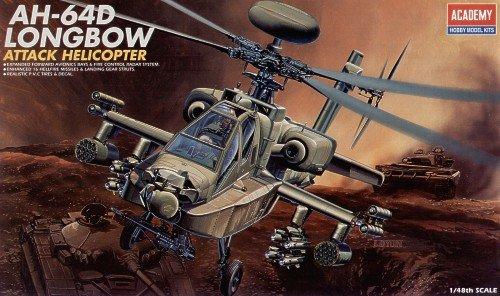 (Academy 1: 48 - Boeing AH-64D Longbow)