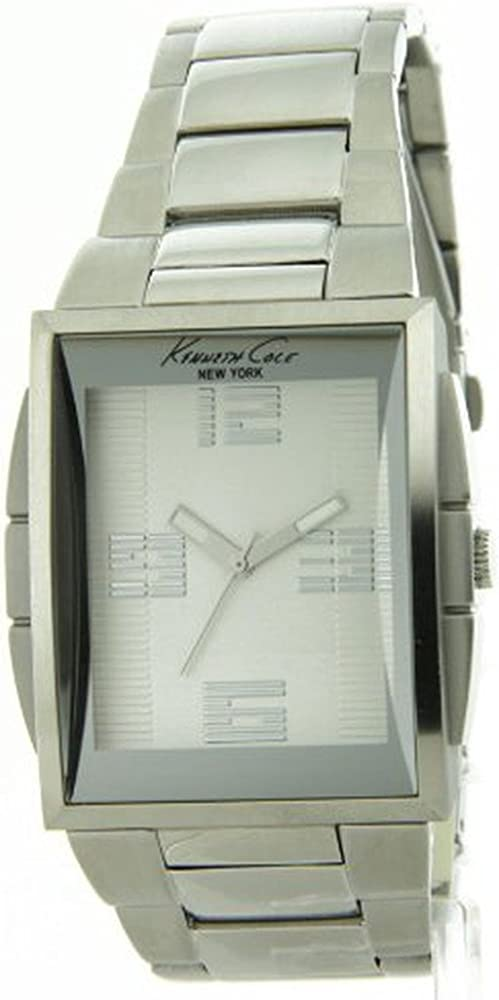 Kenneth Cole New York Classic Silver Dial Men s watch KC3942