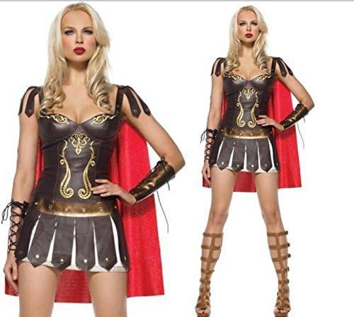 GQ disfraz guerrero romano Guerrero clásico adulto gladiador ...