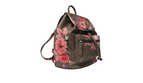 d2d650e84e GUESS Women s Ashville Backpack (Mocha)  Amazon.ca  Shoes   Handbags