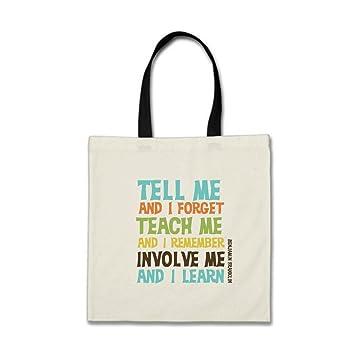 Realyou Teach Teacher Zitate Arbeit Budget Tragetaschen Für
