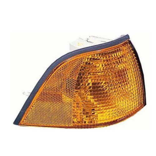 1992-1999 BMW 3-Series 2-Door Coupe & Convertible E36 318i 318is 328i 328is 323i 323is 325i 325is M3 Corner Park Light Turn Signal Marker Lamp Right Passenger Side (1992 92 1993 93 1994 94 1995 95 1996 96 1997 97 1998 98 1999 99)