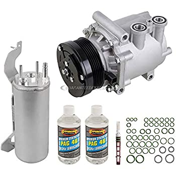 AC Compressor w/A/C Repair Kit For Ford Explorer & Mercury Mountaineer - BuyAutoParts 60-80181RK New