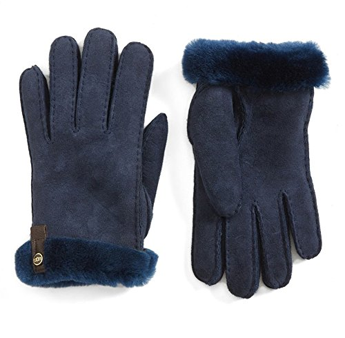 UGG Women's Tenney Glove with Leather Trim Indigo Multi MD by UGG