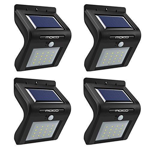 16 Led Solar Light