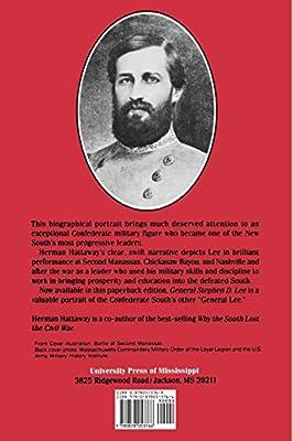General Stephen D. Lee Disses Black Confederates