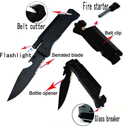 Multi Purpose Survival Folding Pocket Starter