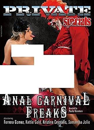 Sexe anal Freaks