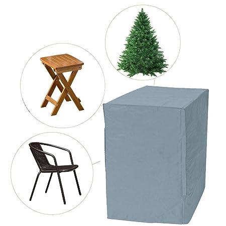 Fodere Per Sedie Da Giardino.Yestter Telo Di Protezione Per Sedie Da Giardino Impilabili