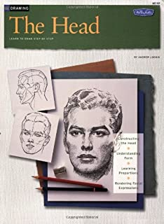 drawing the head how to draw and paint art instruction program v 2