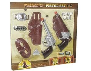 Ranger - Western Cowboy pistolas con luz y sonido (Tachán 11739)