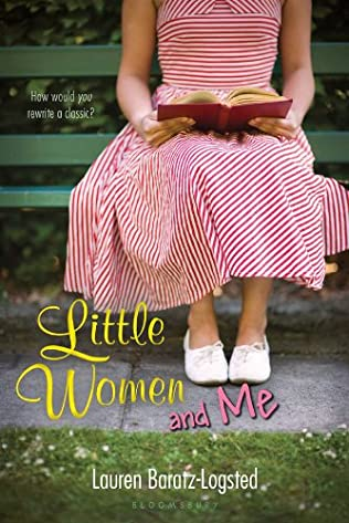 book cover of Little Women (and Me)