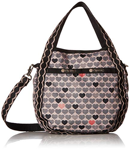 LeSportsac Classic Small Jenni, Stop for Love by LeSportsac