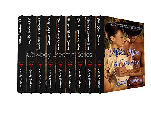 Cowboy Dreamin' Series Box Set: Cowboy Dreamin' Series 1-9 cover