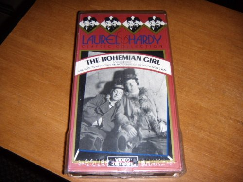 - Laurel & Hardy: Bohemian Girl / Below Zero [VHS]