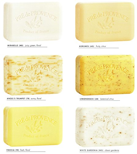 MIXED SCENTS: Case of 12 bars Pre de Provence 250g - Customize with your Choice of Scents by Pre de Provence (Image #5)