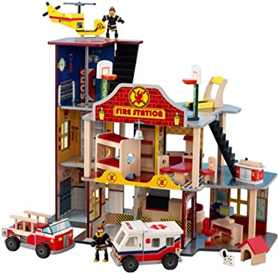 Kidkraft Deluxe Fire Rescue Set from KidKraft