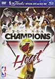 2012 NBA Champions: Heat (Blu-ray/DVD Combo)