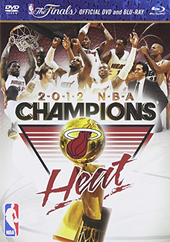 2012 NBA Champions: Heat (Blu-ray/DVD Combo) (Nba Finals 2011)