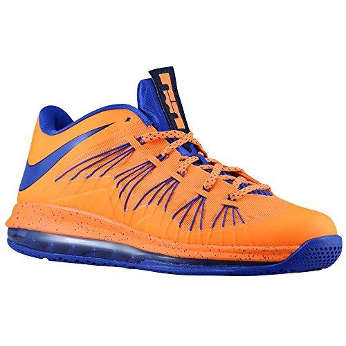 ホイール走るエレメンタル(ナイキ) Nike メンズ バスケットボール シューズ?靴 Air Max LeBron X Low [並行輸入品]