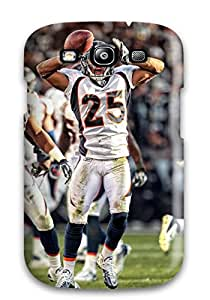 Ultra Slim Fit Hard AnnaSanders Case Cover Specially Made For Galaxy S3- Von Miller