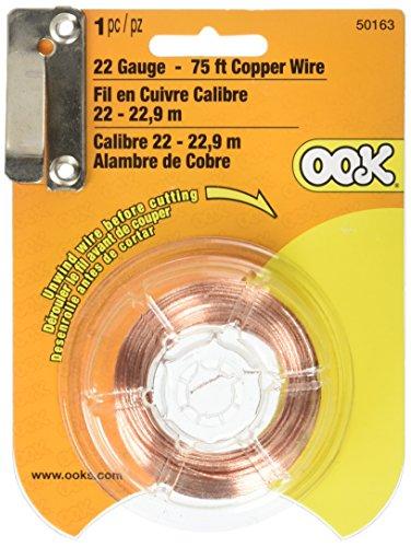 - Hillman Fastener 50163 Utility Wire, 75', 10.5
