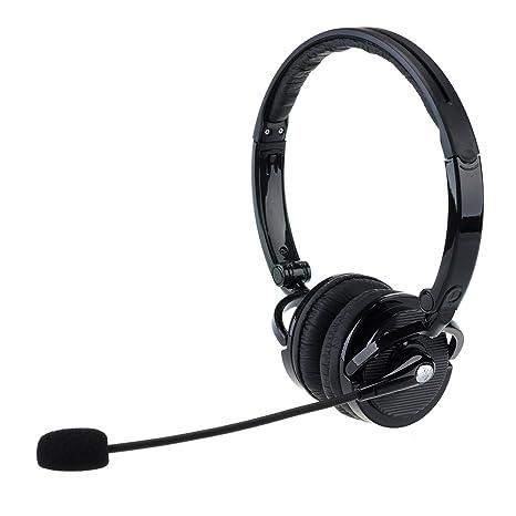 VicTsing Auriculares Gaming Bluetooth Plegable con Boom ...